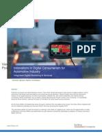 Digital Consumerism Automotive Industry