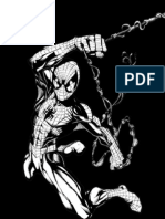 Spider Man Inks After Bagley by Rhix72-d57gby1