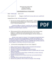 Sample Nursing Care Plan | Nausea | Constipation