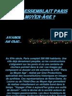 A Quoi Ressemblait Paris Au Moyen Age