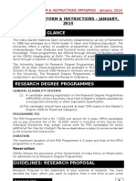 Application Form and Instructions_January 2014 Cycle