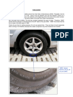 Vehicle Tyre Safety