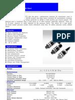 Sensys Pressure Transmitter m5100