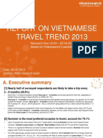 W&S Report Travel Trends2013 2