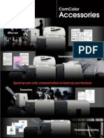 Midshire Business Systems - Riso ComColor Accessories Brochure