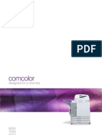 Midshire Business Systems - Riso ComColor Brochure