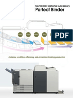 Midshire Business Systems - Riso Perfect Binder Brochure