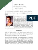 Lidia Falcón - Spain's most outspoken feminist
