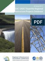 SADC_List of Infrastucture Dev