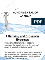 Fundamental of Javelin 01