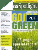 Business Spotlight 4 2009