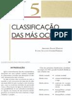47697925 05 Classificacao Das Mas Oclusoes