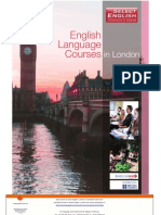Select English London Brochure