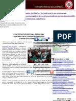 CNC_ 90 por ciento de los jóvenes mexicanos en pobreza