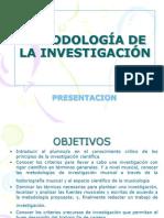 Metodologia investigacion loe - presentación