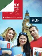 Malvern House Brochure