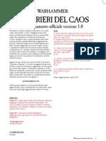 Guerrieri Del Caos v1.0