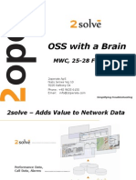 2solve at MWC 2013