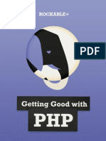 Getting Good With PHP-Andrew Burgess