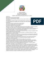 Ley de Cheques No. 2859 de 1951
