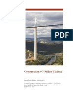 Millau Viaduct Term Paper