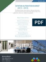 Substation Automation Market 2018 - Brochure