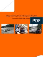 Village Veterinary Disaster Management Plan (VVDMP)
