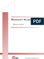 Manual Microsoft Access 2007