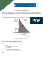 Analysis of Gravity Dam _ Advance Engineering Mathematics Review