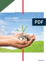BDO Social Supply Guide