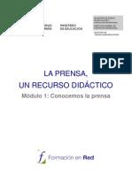 La Prensa_un Recurso Didactico_modulo_1_conocemos La Prensa
