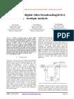 Ofdm based digital video broadcasting(dvb-t) tecnique analysis