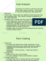 Farm Costing Budgeting Bool Keeping