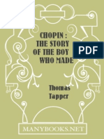 Chopin - The Story of the Bo