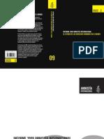Informe anual 2009 de Amnistía Internacional