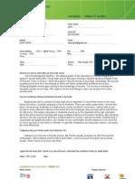 YLS Application 2012