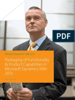 DynamicsNAV2013 ProductCapability Guide 2013 Lowres