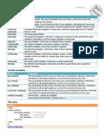 Wordpress Design+Cheat+Sheets