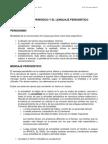 18412-Apuntes de las clases_1_. EL PERIÓDICO Y EL LENGUAJE PERIODÍSTICO