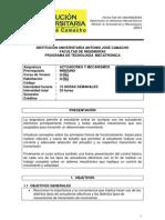 Contenido Actuadores & Mecanismos