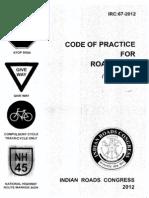 Code 2012 pdf the highway