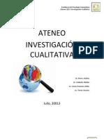 Ateneo Completo- Investigacion Cualitativa