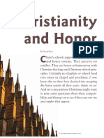 Christianity and Honor