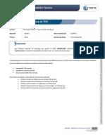 PLS BT Melhorias No Processo TISS BRA REQ001363