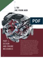 AudiV6TDI Mechanics