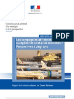 Cgsp Rapport Compagnies Aeriennes 30072013