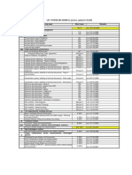 List of Petrom OMV English Norms Updated 2009-06-01
