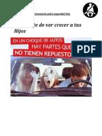 04 Conciencia Seguridad Vial