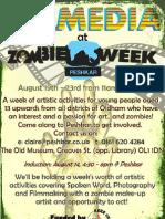 Zombie Week!
