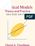 STATS 2009 - David Freedman - Statistical Models Theory and Practice